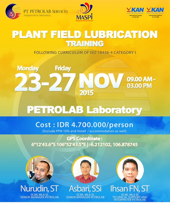 PLANT-FIELD-LUBRICATION-TRAINING