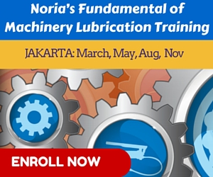 Noria's Fundamental of Machinery Lubrication Training