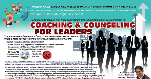 Effective Coaching and Counseling