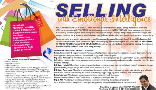 Selling with EQ