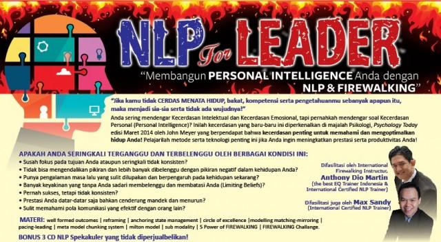 NLP for Leader