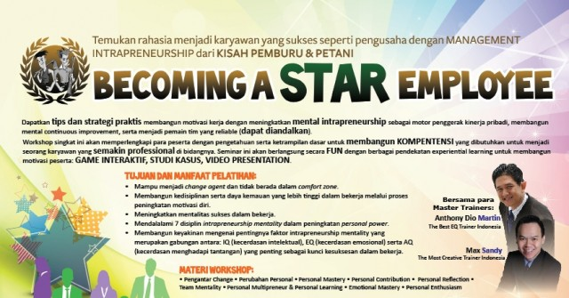 Becoming Star Employee