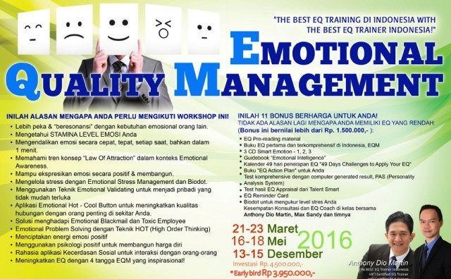 Emotional Quality Management