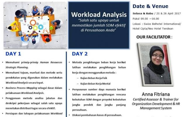 Training Workload Analysis